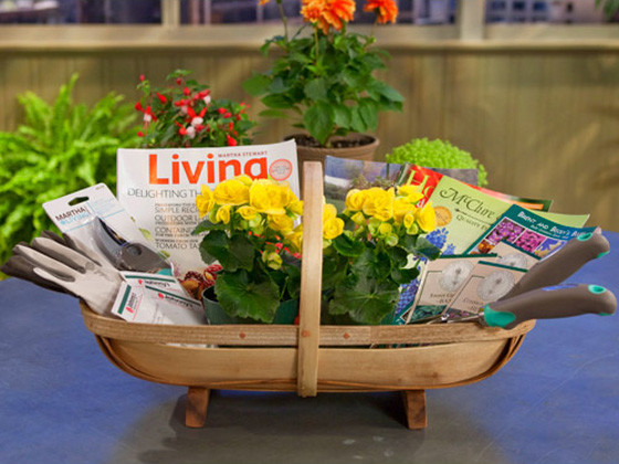 Best ideas about Gift Ideas For Gardeners . Save or Pin Do it Yourself Gift Basket Ideas for All Occasions Now.