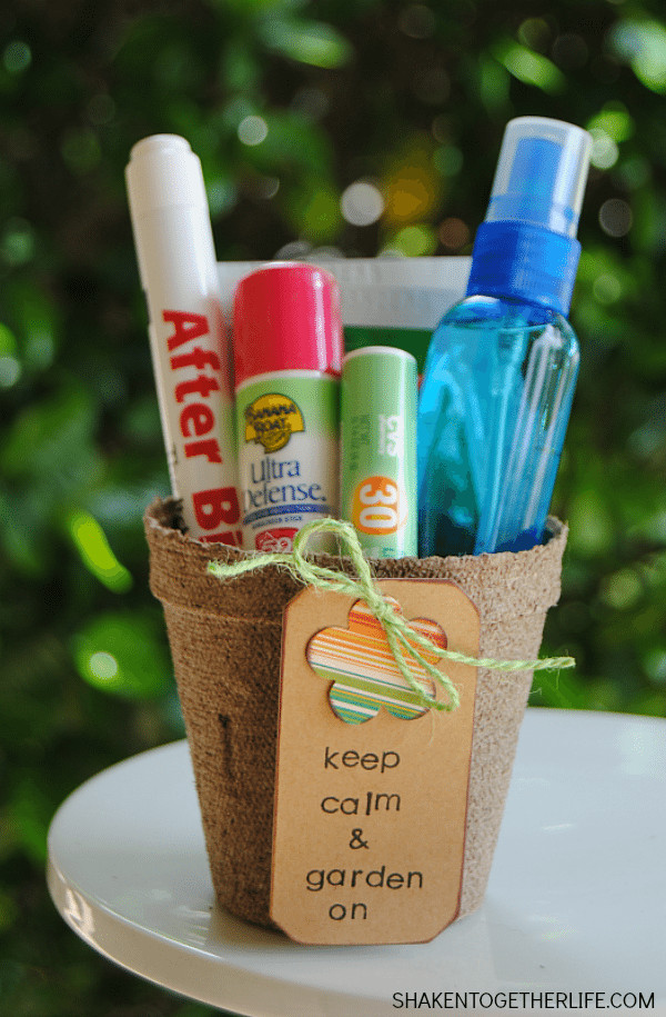 Best ideas about Gift Ideas For Gardeners . Save or Pin Keep Calm & Garden DIY Gifts for Gardeners Now.