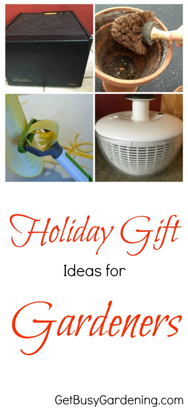 Best ideas about Gift Ideas For Gardeners . Save or Pin Holiday Gift Ideas For Gardeners Now.