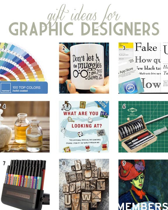 Best ideas about Gift Ideas For Graphic Designers . Save or Pin Gift Ideas for Graphic Designers that they might actually Now.
