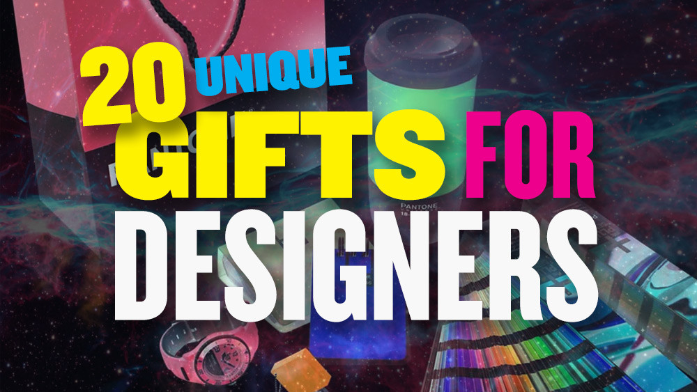 Best ideas about Gift Ideas For Graphic Designers . Save or Pin 20 Unique Gifts for Graphic Designers & Creatives 2017 Now.