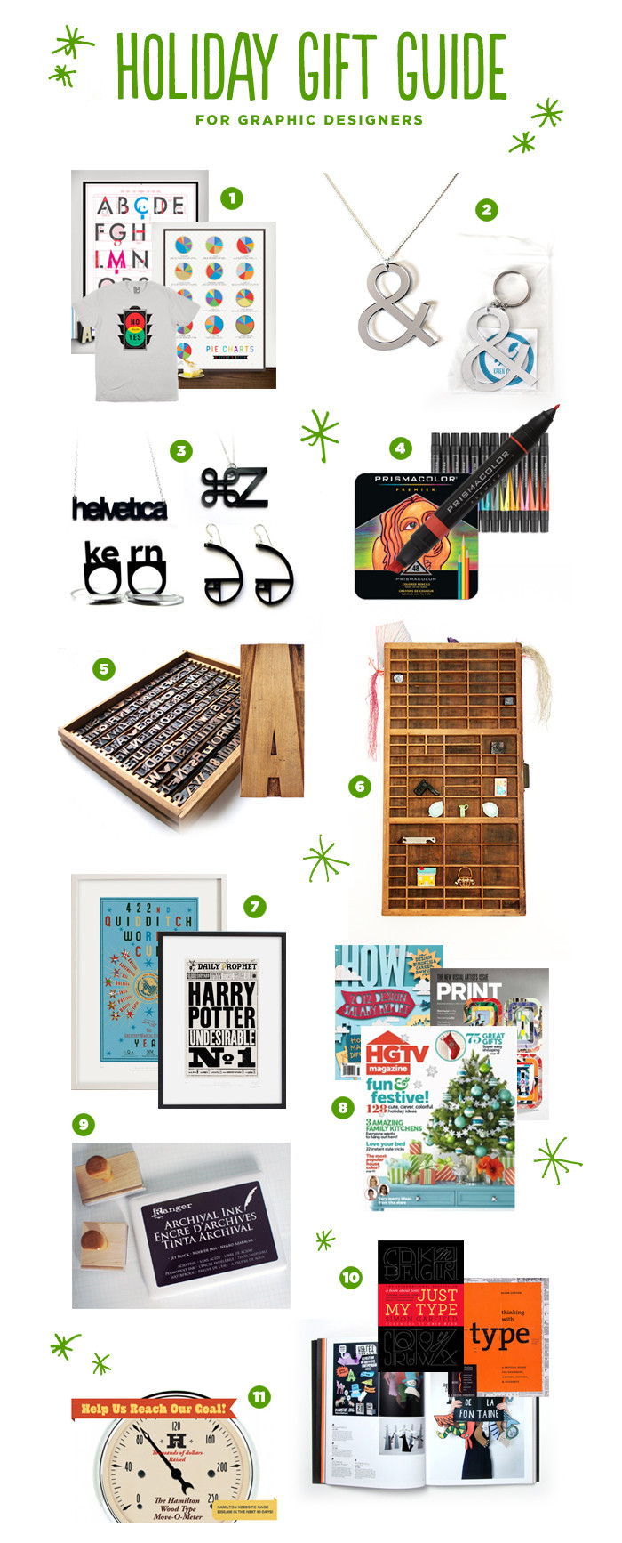 Best ideas about Gift Ideas For Graphic Designers . Save or Pin Holiday Gift Guide for Graphic Designers Now.