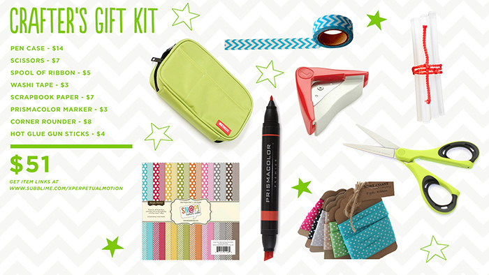 Best ideas about Gift Ideas For Graphic Designers . Save or Pin Gift Kit Ideas for Crafters Graphic Designers and Now.