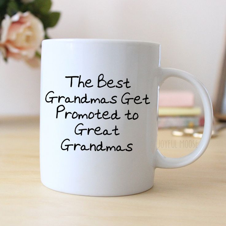Best ideas about Gift Ideas For Great Grandma . Save or Pin Great Grandma Coffee Mug Pregnancy Announcement Gift Now.