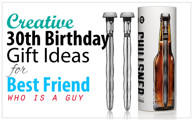 Best ideas about Gift Ideas For Guy Best Friend . Save or Pin Creative 30th Birthday Gift ideas for Male Best Friend Now.