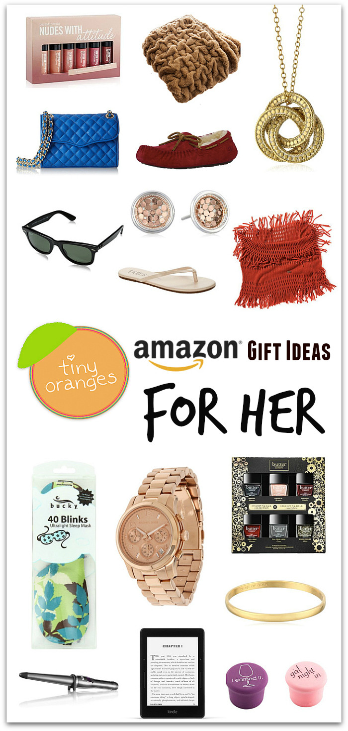Best ideas about Gift Ideas For Her . Save or Pin Amazon Holiday Gift Ideas for Her Now.