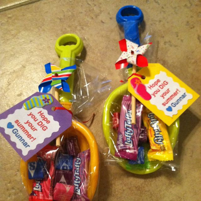Best ideas about Gift Ideas For Kindergarten Graduation . Save or Pin End of the year t I made for Gunnar s classmates Now.