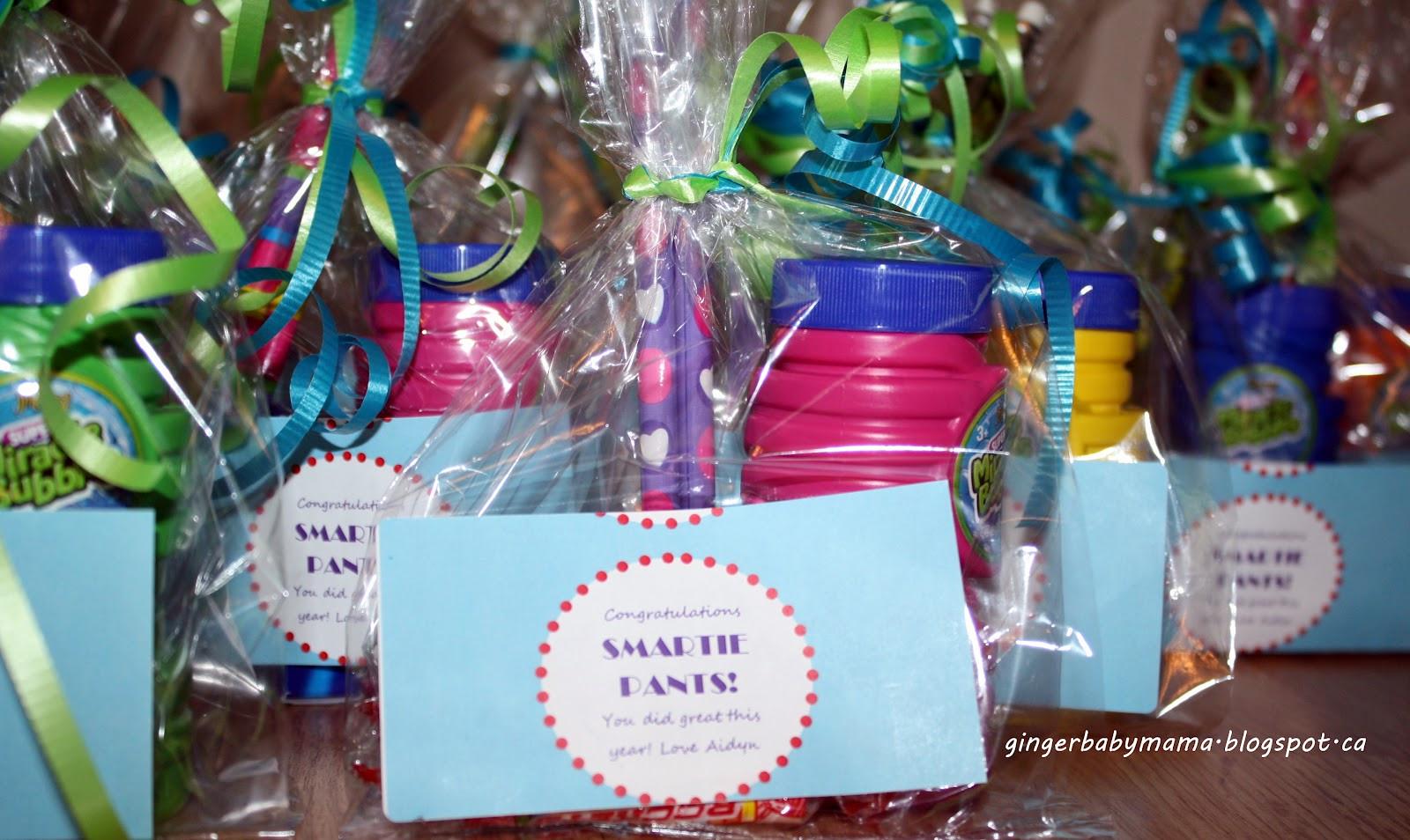 Best ideas about Gift Ideas For Kindergarten Graduation . Save or Pin GingerBabyMama Kindergarten Graduation Presents Now.