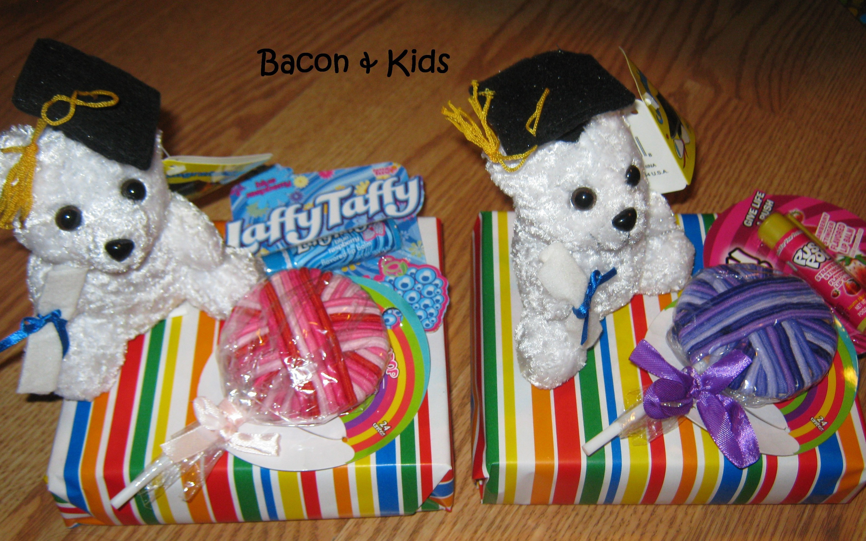 Best ideas about Gift Ideas For Kindergarten Graduation . Save or Pin Kindergarten Graduation Candy Themed Party Now.
