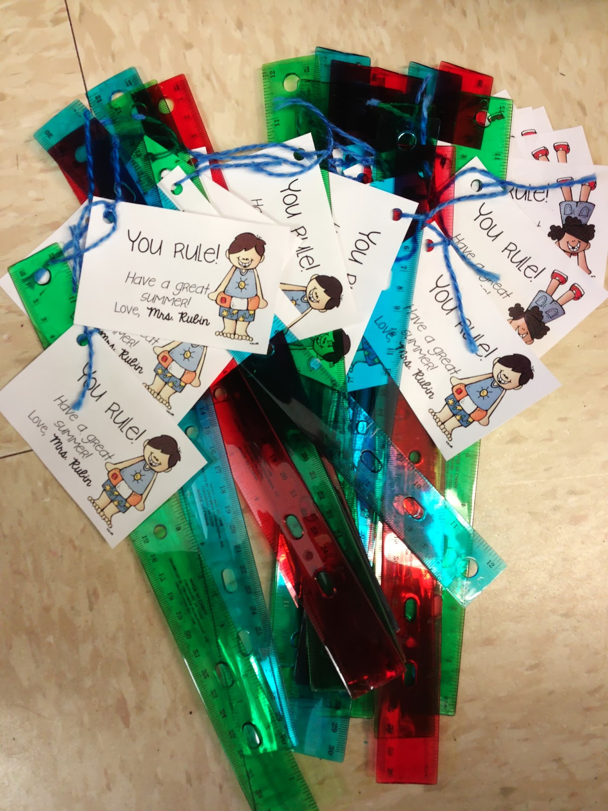 Best ideas about Gift Ideas For Kindergarten Graduation . Save or Pin Rulin The Roost End of Year Gifts and A New Look Now.