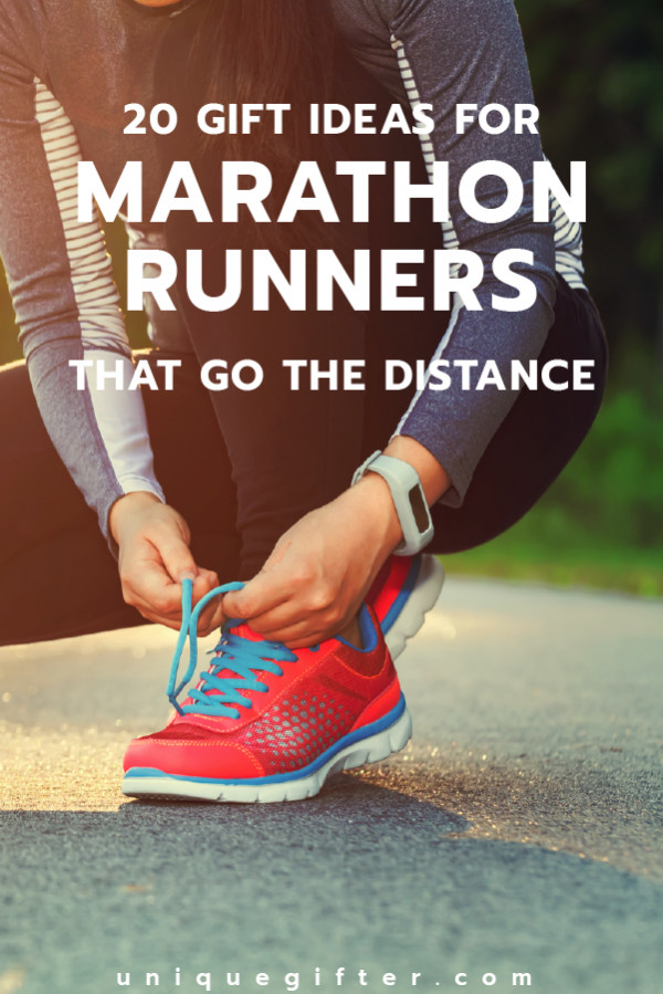 Best ideas about Gift Ideas For Marathon Runners . Save or Pin 20 Gift Ideas for Marathon Racers Unique Gifter Now.