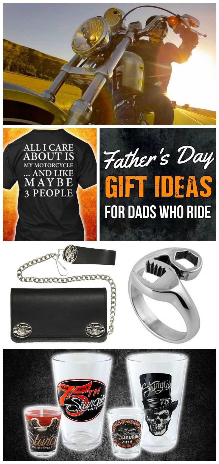 Best ideas about Gift Ideas For Motorcycle Riders . Save or Pin Father s Day is right around the corner Here s a few t Now.