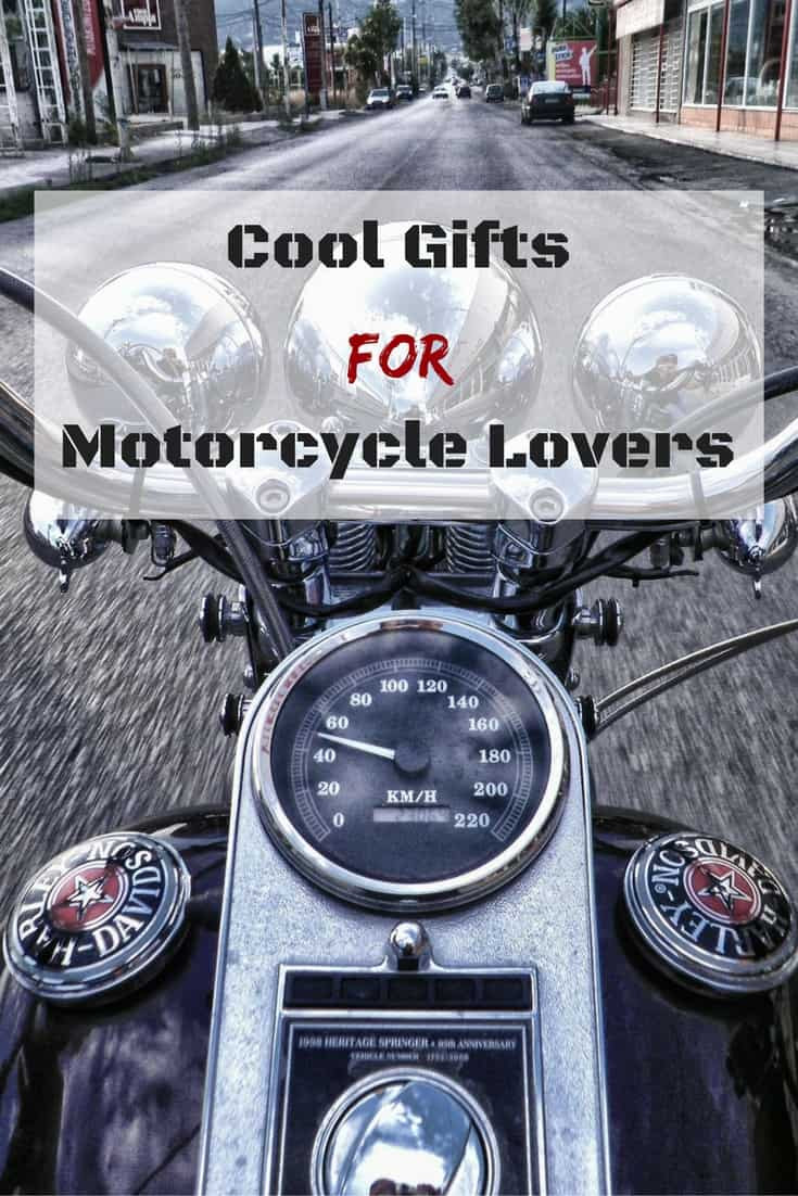 Best ideas about Gift Ideas For Motorcycle Riders . Save or Pin 12 Cool Gifts For Motorcycle Lovers 2017 Absolute Christmas Now.