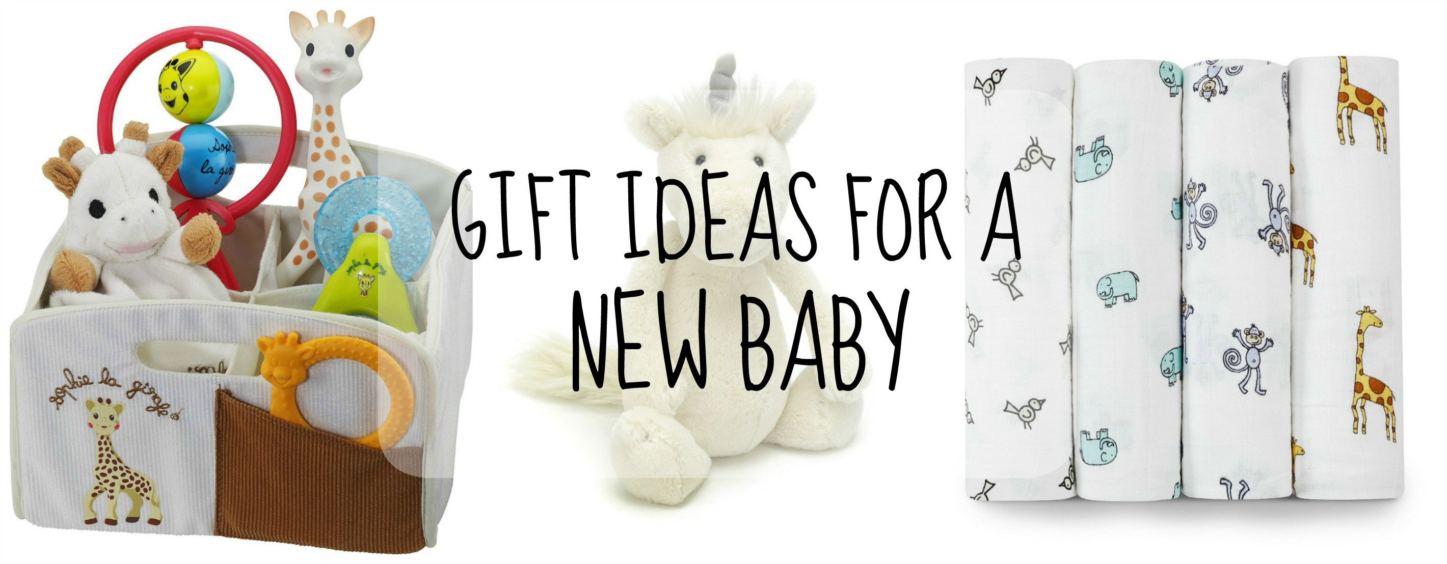 Best ideas about Gift Ideas For New Baby . Save or Pin Gift Ideas for a New Baby Lamb & Bear Now.