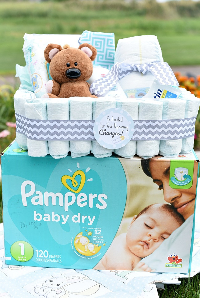 Best ideas about Gift Ideas For New Baby . Save or Pin Fun and Creative New Baby Gift Baskets – Fun Squared Now.