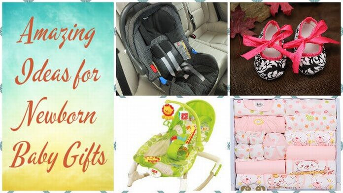 Best ideas about Gift Ideas For New Baby . Save or Pin 8 Creative Amazing Ideas for Newborn Baby Gifts Now.