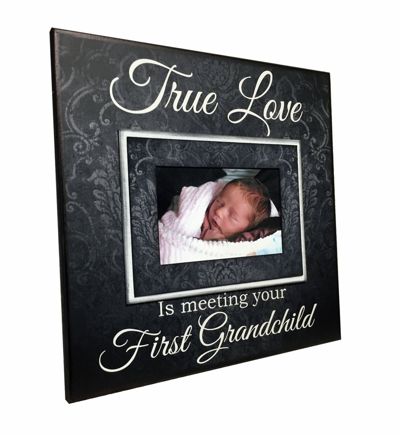 Best ideas about Gift Ideas For New Grandparents . Save or Pin New Grandparent Gift Picture Frame For Grandmother Now.