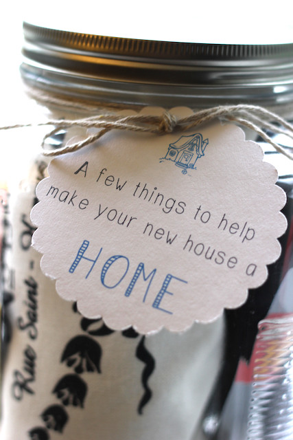 Best ideas about Gift Ideas For New Homeowners . Save or Pin Housewarming Gift Idea BeWhatWeLove Now.
