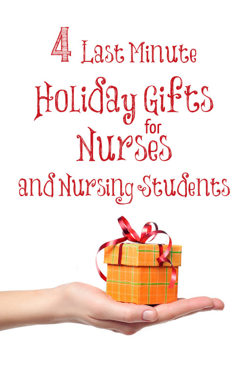 Best ideas about Gift Ideas For Nursing Students . Save or Pin 4 Last Minute Holiday Gifts for the Nurses and Nursing Now.