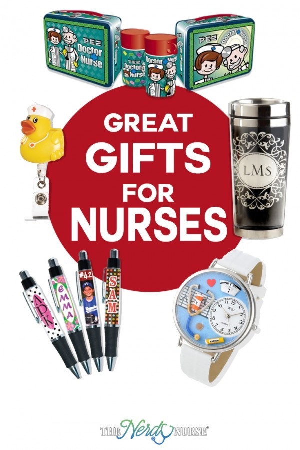 Best ideas about Gift Ideas For Nursing Students . Save or Pin Great Gift Ideas for Nurses Nursing Students and Nursing Now.