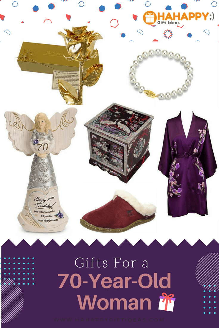 Best ideas about Gift Ideas For Older Women . Save or Pin 20 Best Birthday Gifts For A 70 Year Old Woman Now.