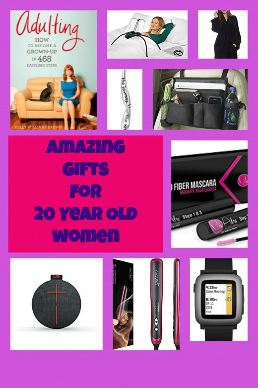 Best ideas about Gift Ideas For Older Women . Save or Pin Brilliant Birthday and Christmas Gift Ideas for 20 Year Now.