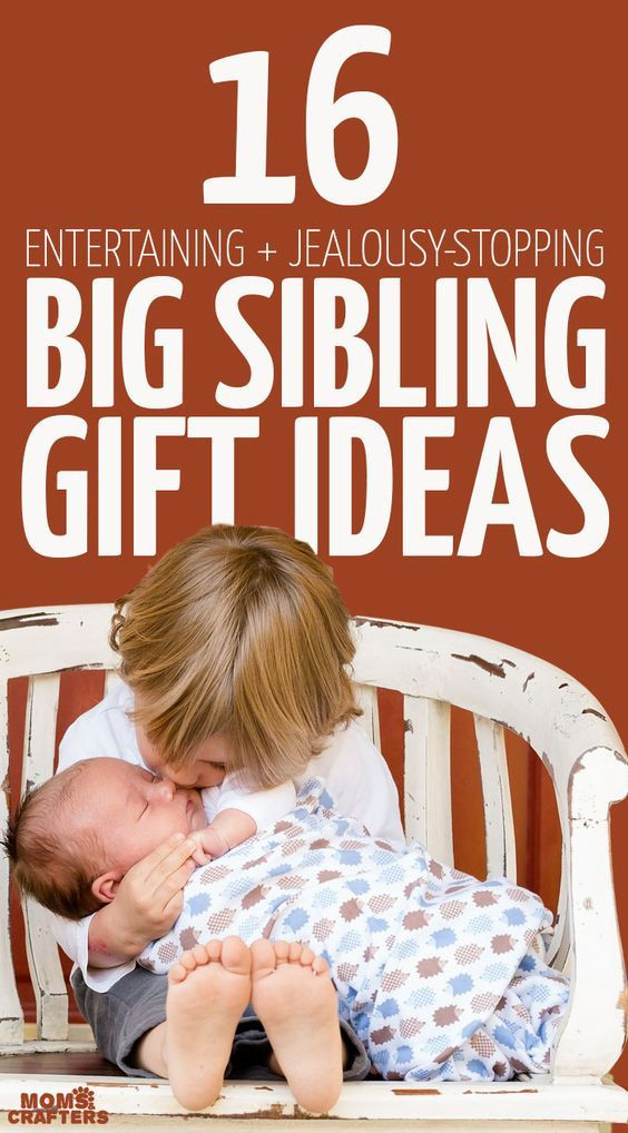 Best ideas about Gift Ideas For Pregnant Sister . Save or Pin 1000 ideas about Big Sibling Gifts on Pinterest Now.