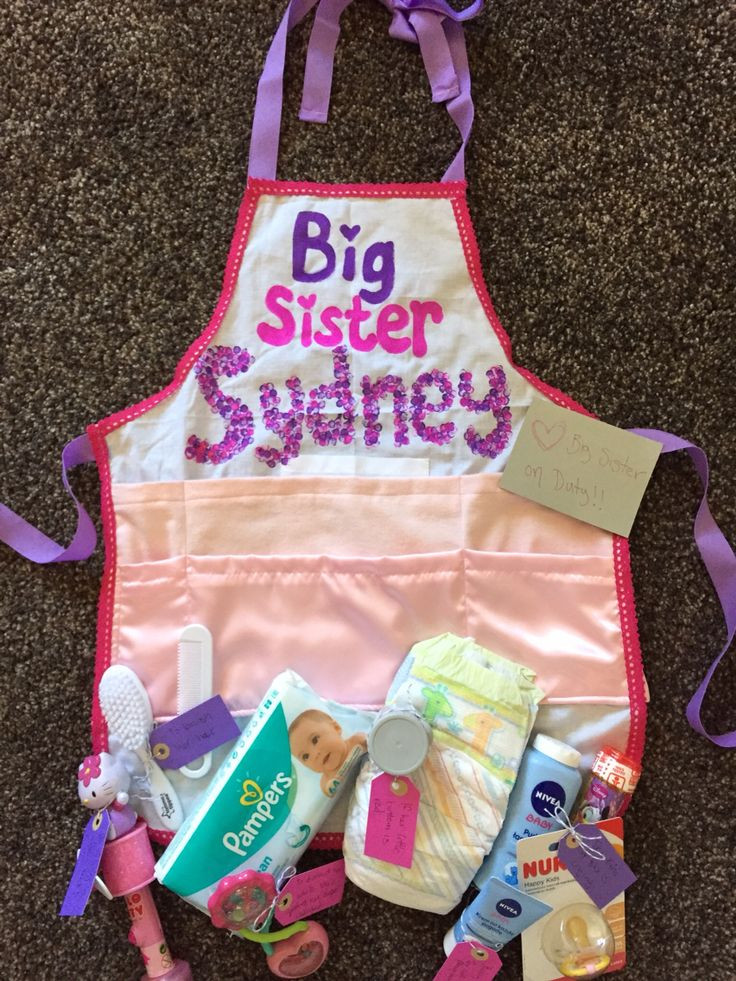 Best ideas about Gift Ideas For Sibling From New Baby . Save or Pin 25 best ideas about Big sister kit on Pinterest Now.