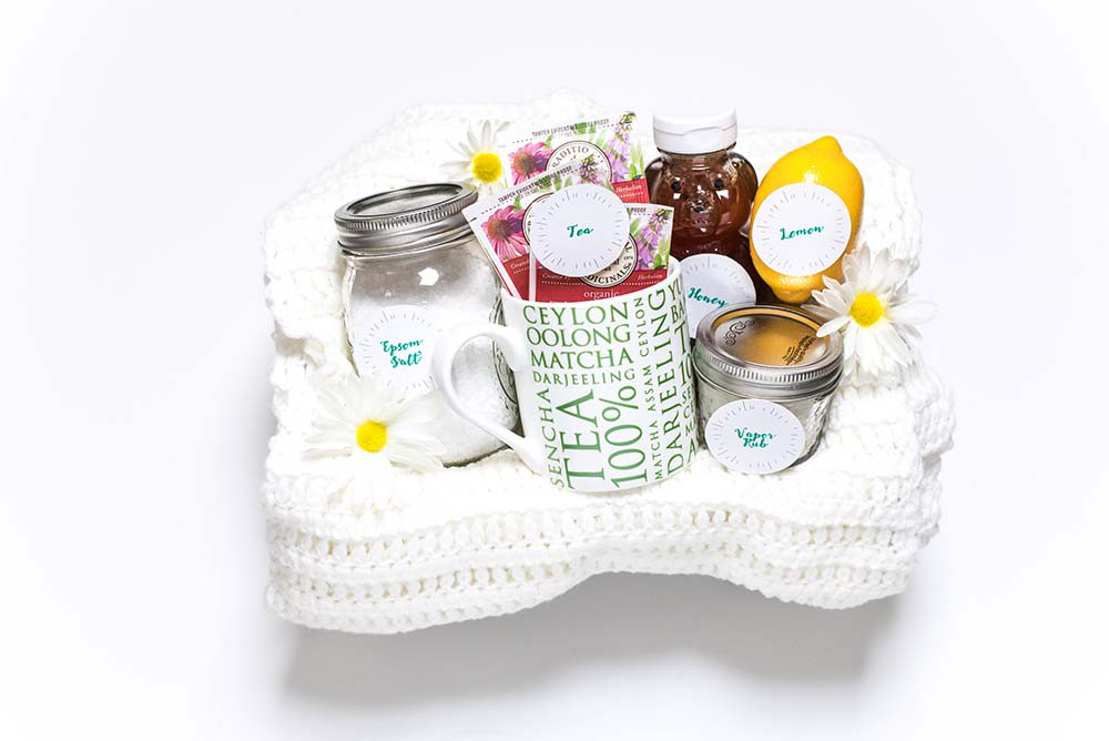 Best ideas about Gift Ideas For Sick Friend . Save or Pin DIY Gift Baskets For Sick Friends Now.