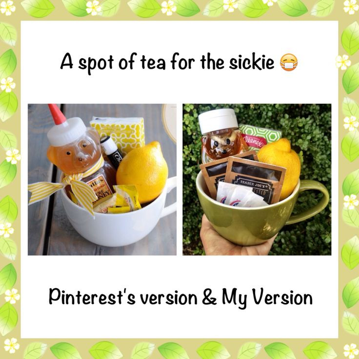 Best ideas about Gift Ideas For Sick Friend . Save or Pin Cute t for your friend who s under the weather sick Now.