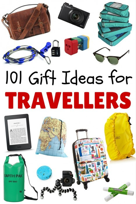 Best ideas about Gift Ideas For Someone Going Travelling . Save or Pin 101 Gifts for Travellers in Every Bud Now.