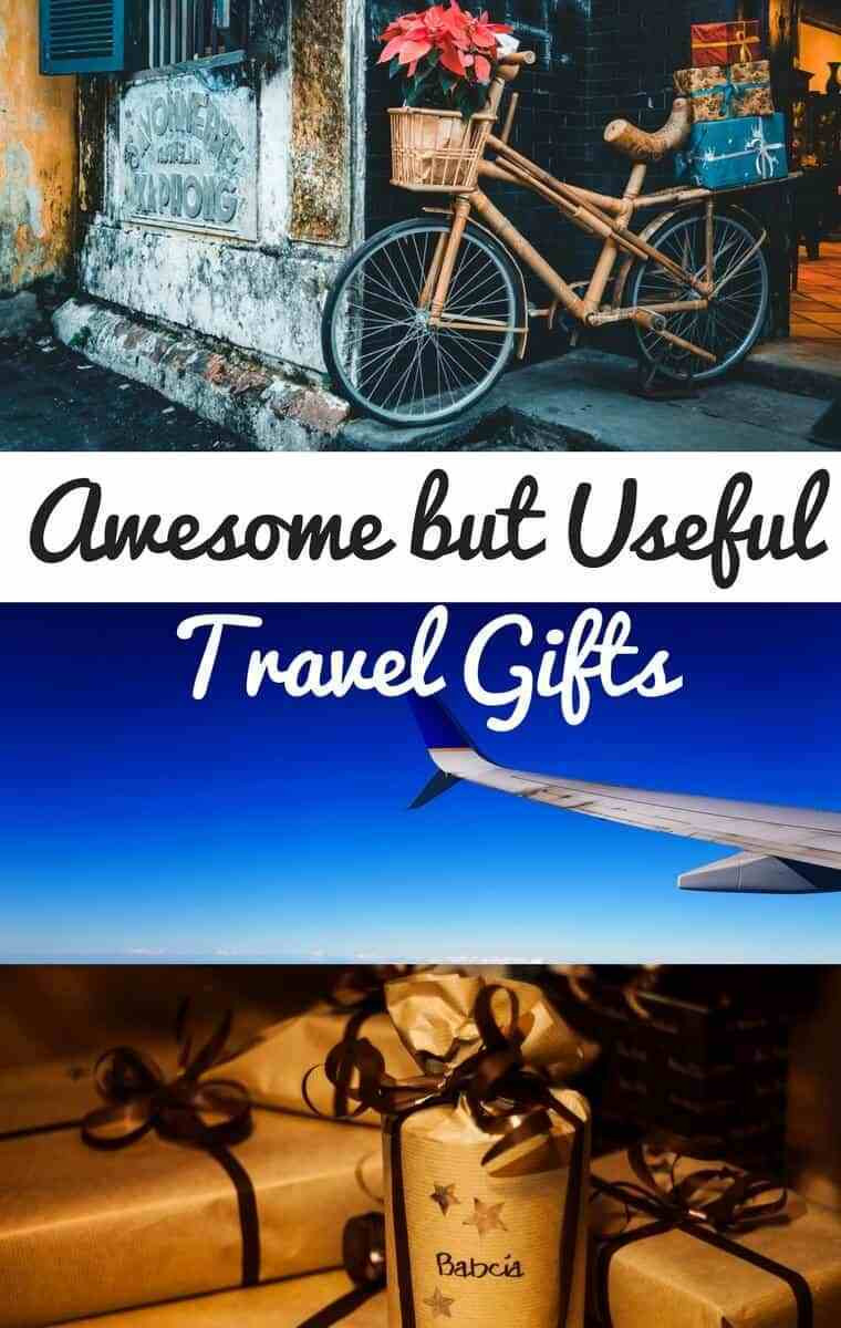 Best ideas about Gift Ideas For Someone Going Travelling . Save or Pin Useful Travel Gifts for Someone Going Abroad 14 Can t Now.