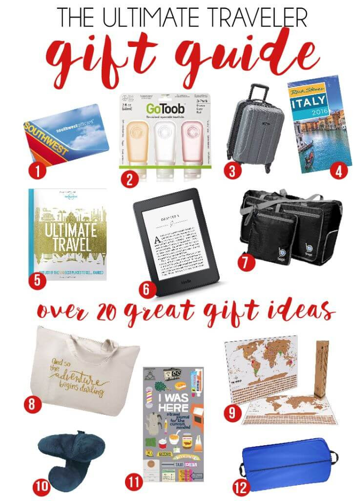 Best ideas about Gift Ideas For Someone Going Travelling . Save or Pin 20 Great Gifts for Travelers Now.