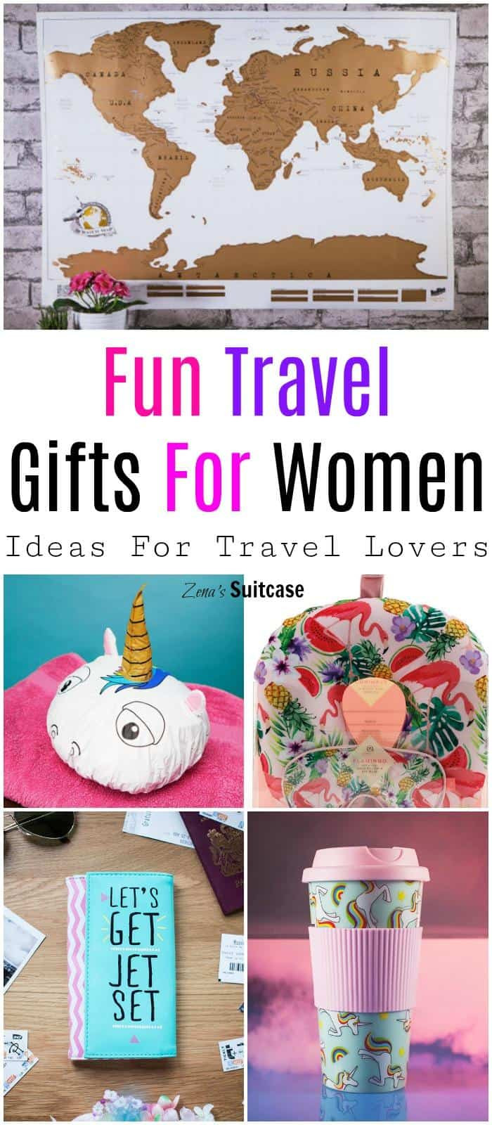 Best ideas about Gift Ideas For Someone Going Travelling . Save or Pin Best Travel Gifts For Her That She'll Love – Zena s Suitcase Now.