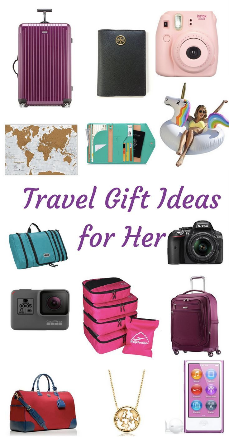 Best ideas about Gift Ideas For Someone Going Travelling . Save or Pin 334 best Gifts For Travellers images on Pinterest Now.