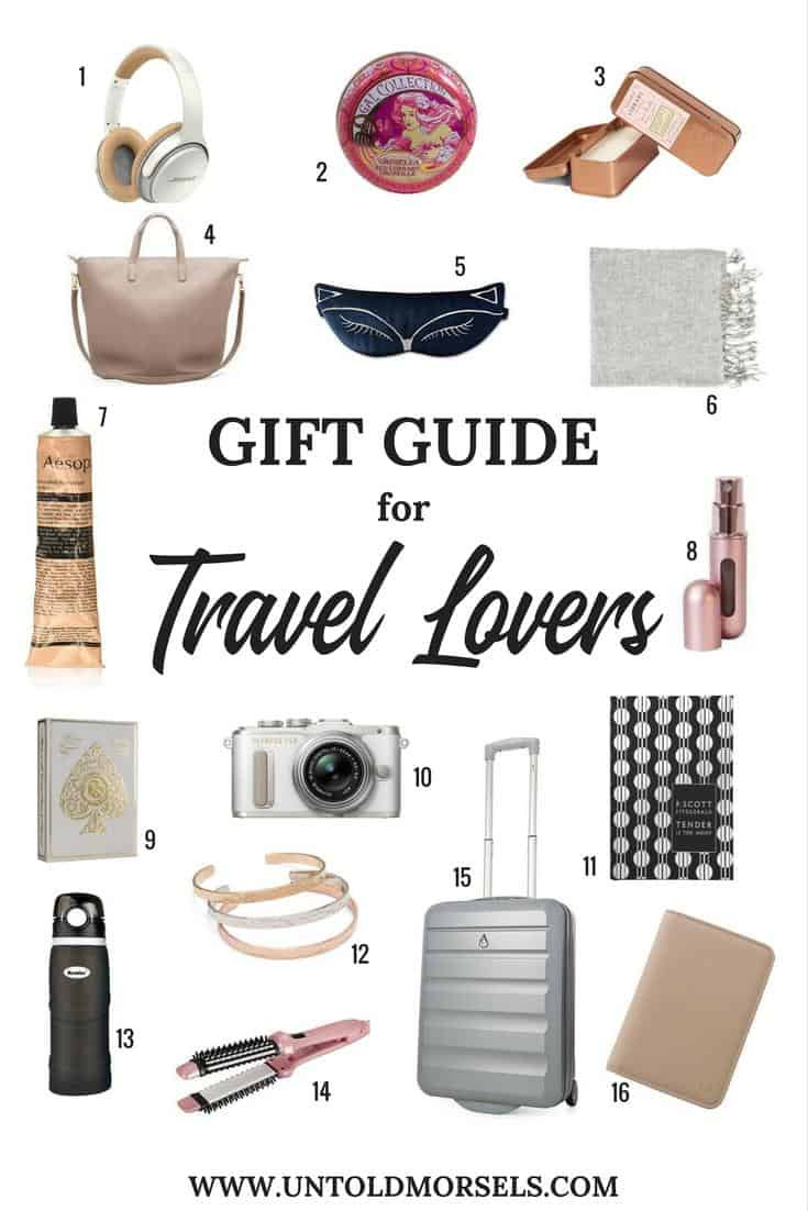 Best ideas about Gift Ideas For Someone Going Travelling . Save or Pin Top ts for people going travelling useful and unique Now.