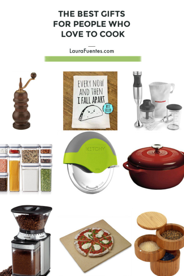 Best ideas about Gift Ideas For Someone Who Likes To Cook . Save or Pin The best t ideas for someone who likes to cook Laura Now.