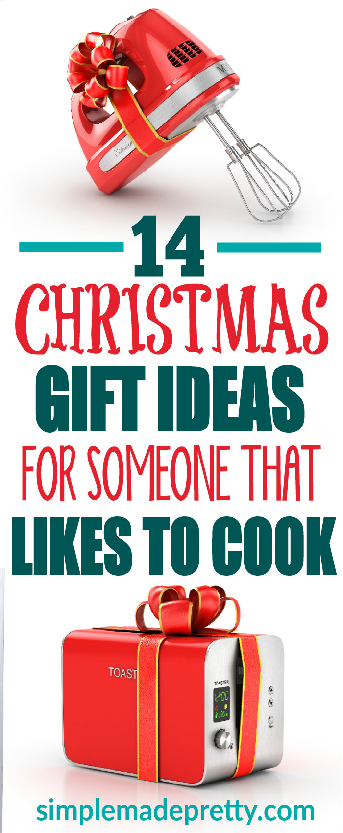 Best ideas about Gift Ideas For Someone Who Likes To Cook . Save or Pin t ideas for someone that likes to cook Simple Made Pretty Now.
