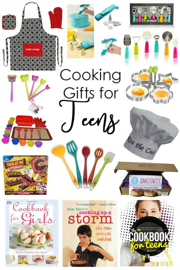 Best ideas about Gift Ideas For Someone Who Likes To Cook . Save or Pin 20 Cooking Gifts Teens will Love Now.