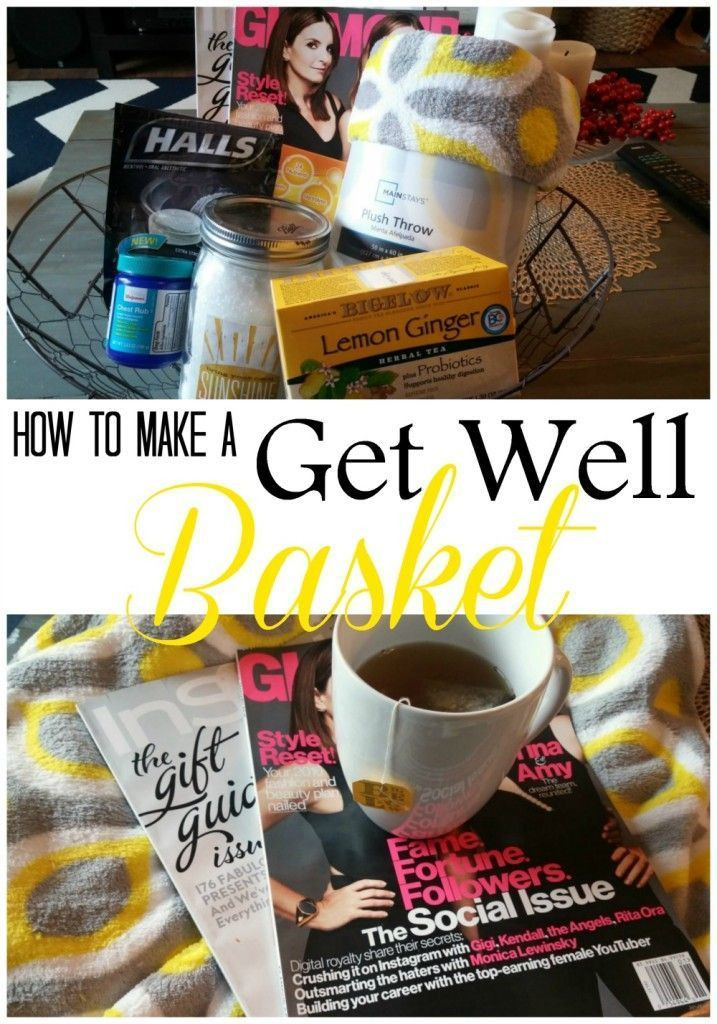 Best ideas about Gift Ideas For Someone Who Likes To Cook . Save or Pin Best 25 Get well ts ideas on Pinterest Now.