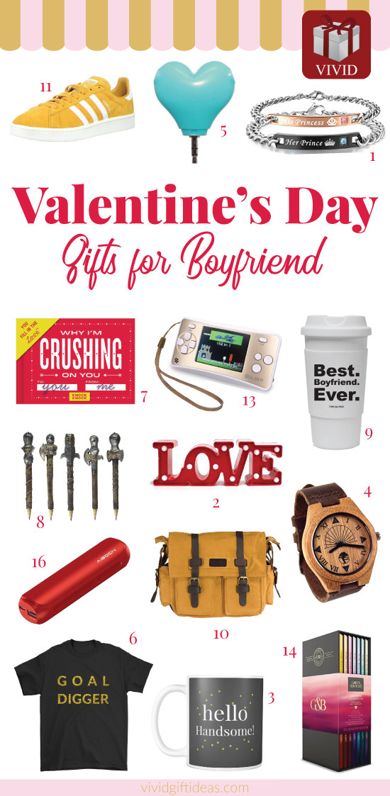 Best ideas about Gift Ideas For Teen Boyfriend . Save or Pin 16 Best Valentines Day Gifts For Teen Boyfriend Now.