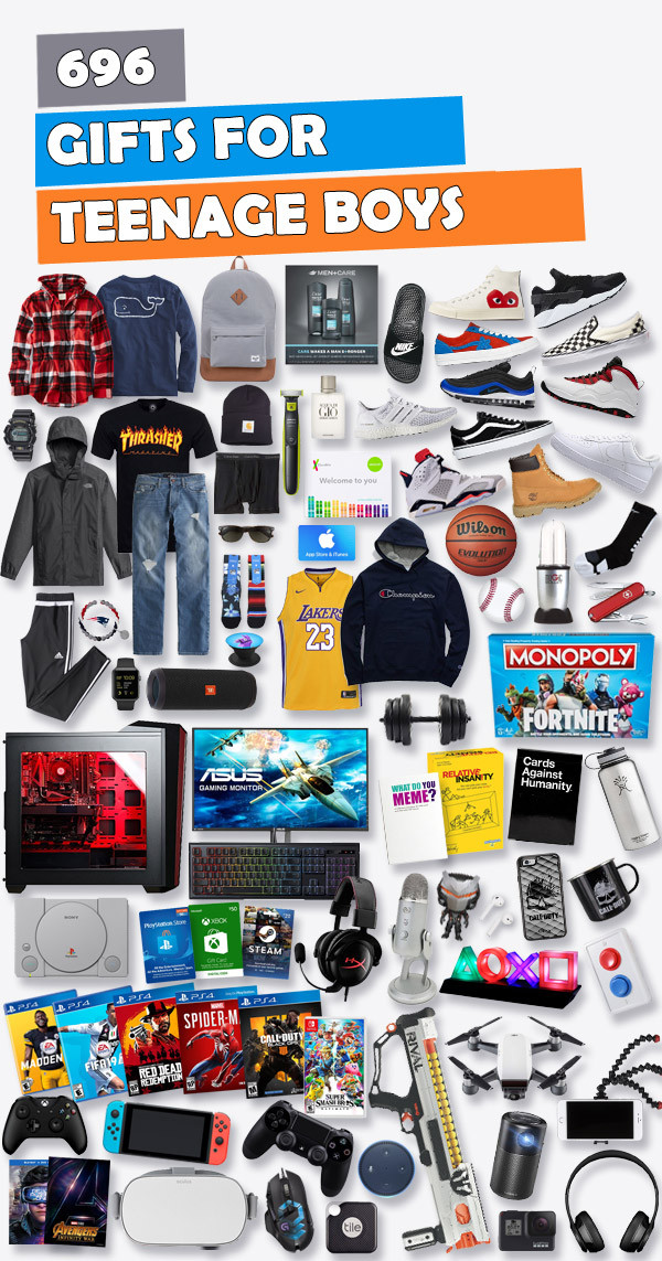 Best ideas about Gift Ideas For Teen Boys . Save or Pin Best Christmas Gifts For Teen Boys Gifts for Teen Boys Now.