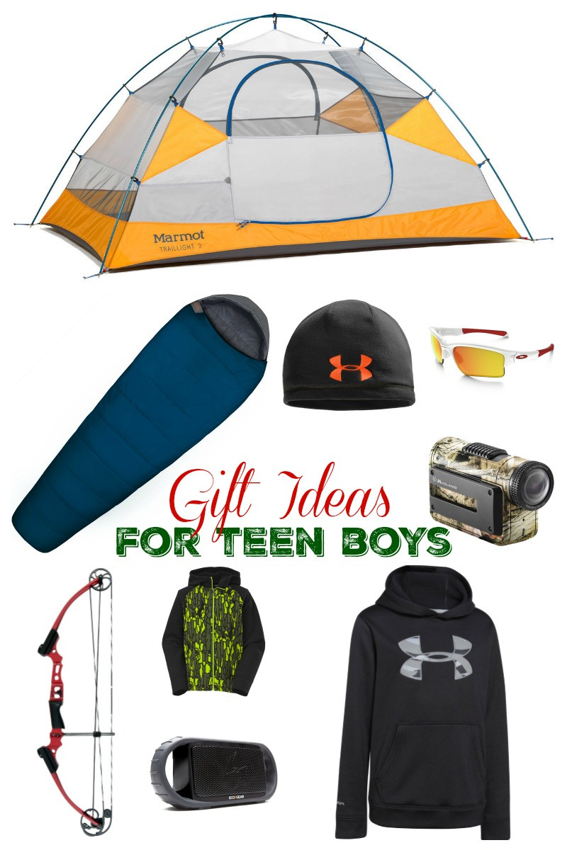 Best ideas about Gift Ideas For Teen Boys . Save or Pin Holiday Gift Ideas for Teen Boys from Gander Mountain Now.