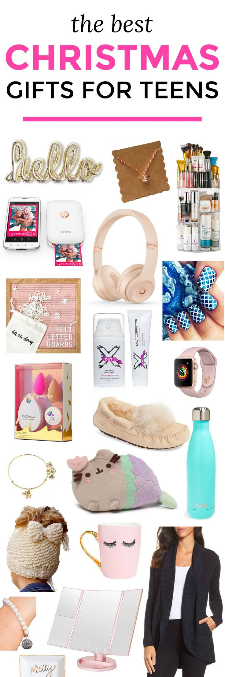 Best ideas about Gift Ideas For Teen Girls . Save or Pin 25 unique Teenage girl ts ideas on Pinterest Now.