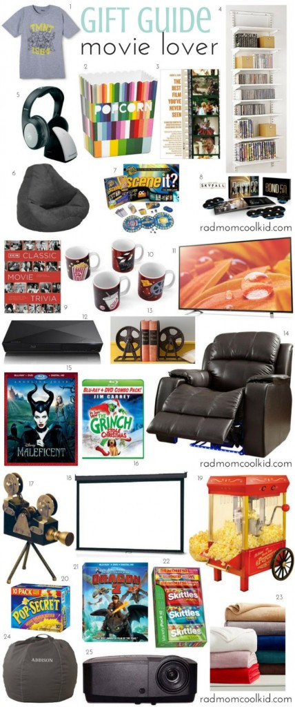 Best ideas about Gift Ideas For Theatre Lovers . Save or Pin Gift Guide Movie Lover Now.