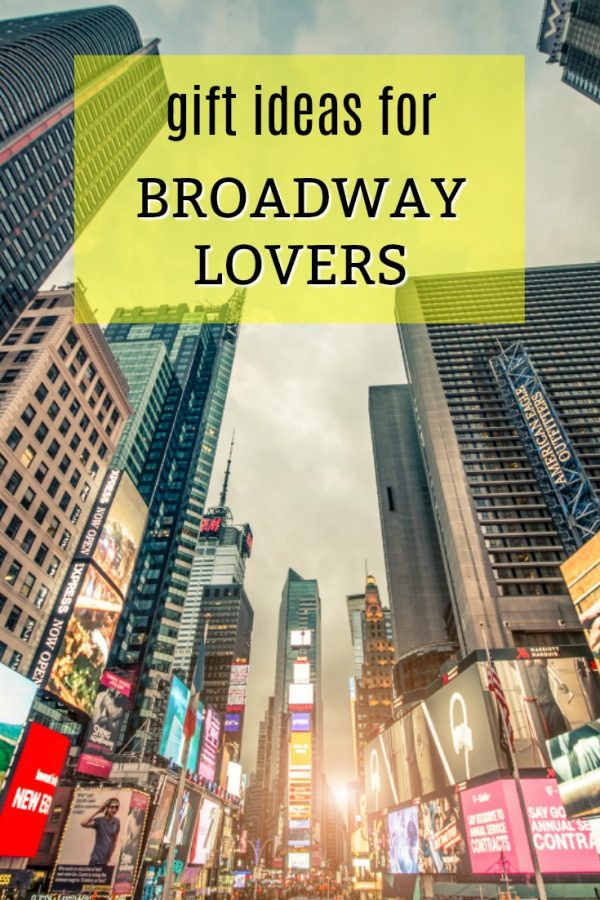 Best ideas about Gift Ideas For Theatre Lovers . Save or Pin 20 Gift Ideas for a Broadway Musical Theatre Lover Now.