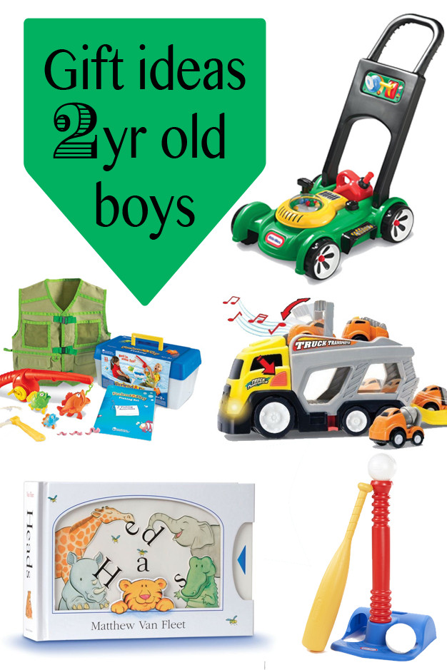 Best ideas about Gift Ideas For Two Year Old Boy . Save or Pin Gifts for a 2 year old boy – My Crazy Ever After Now.