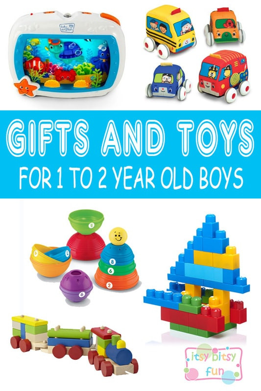 Best ideas about Gift Ideas For Two Year Old Boy . Save or Pin Best Gifts for 1 Year Old Boys in 2017 Itsy Bitsy Fun Now.
