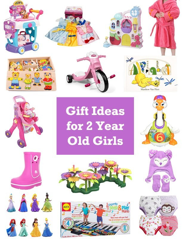 Best ideas about Gift Ideas For Two Year Old Girl . Save or Pin 15 Gift Ideas for 2 Year Old Girls Now.