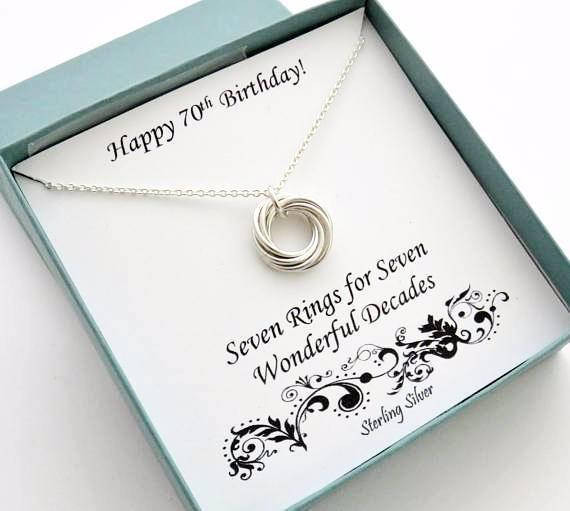 Best ideas about Gift Ideas For Womans 70Th Birthday . Save or Pin 70th Birthday Gift 70th Birthday Gift for Mom 70th Now.
